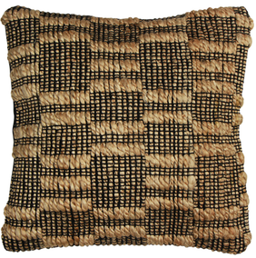 French Country Checkers Cushion - 45x45cm