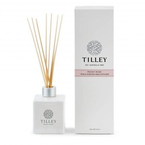 Tilley Peony Rose Reed Diffuser - 150ml