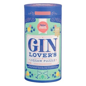 Ridley's Jigsaw Puzzle Gin Lover's - 500 pcs