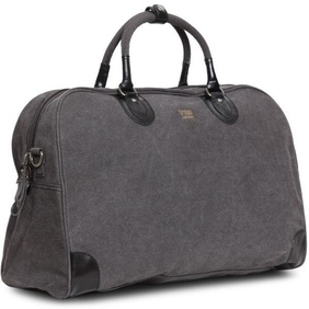 Troop Classic Holdall - Charcoal Large