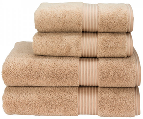 Christy Hygro Towel Collection - Stone