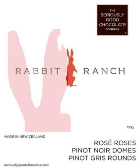 Seriously Good Chocolate Wine Infused Rabbit Ranch Chocolates - 9's
