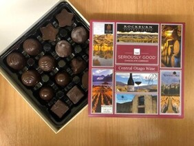 Seriously Good Chocolate Central Otago Pinot Series Chocolates - 16's