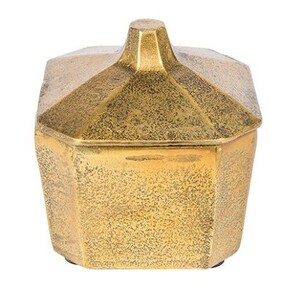 French Country Trinket Box Square - Large