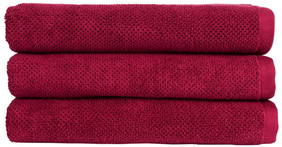 Christy Brixton Towel Collection - Magenta