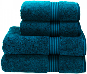 Christy Hygro Towel Collection - Kingfisher