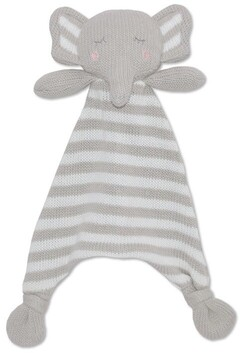 Living Textiles Eli the Elephant Knitted Cosy