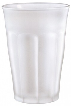 Citta Duralex Picardie Tumbler - Frosted Tall 360ml