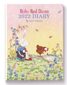 Ruby Red Shoes 2022 Diary
