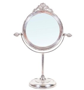 French Country Bridgette Mirror on Stand