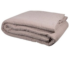 French Country Bande Bedcover - Beige