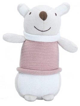 MM Linen Molly Mouse Soft Toy