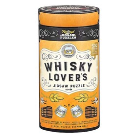 Ridley's Jigsaw Puzzle Whisky Lover's - 500 pcs