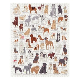 Ridley's Jigsaw Puzzle Dog Lovers - 1000 pcs