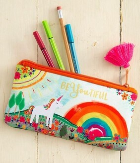 Natural Life Be Youtiful Pencil Pouch