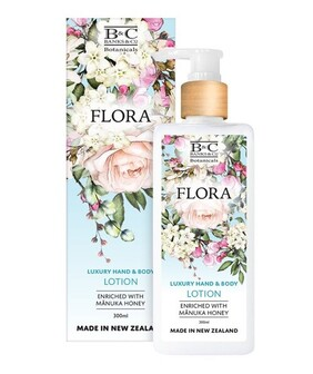 Banks & Co Flora Hand & Body Lotion - 300ml
