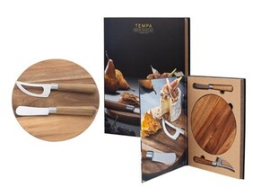 Tempa Fromagerie 3 pce Cheese Set