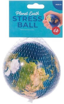 IS Planet Earth Stress Ball