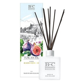 Banks & Co Tuscan Fig Reed Diffuser - 150ml