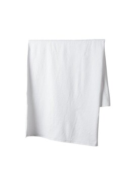 Citta Blanc Towel Collection - White