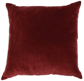 French Country Dual Cushion Berry - 50x50cm