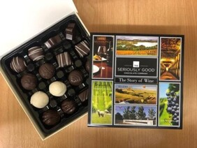 Seriously Good Chocolate The Story of Wine Infused Chocolates - 16's