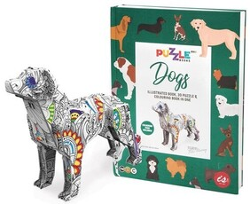 IS Dogs Puzzle Book