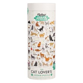 Ridley's Jigsaw Puzzle Cat Lovers - 1000 pcs