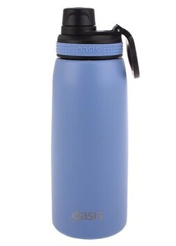 Oasis S/S Insulated Sports Bottle - Lilac 780ml