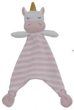 Living Textiles Kenzie the Unicorn Knitted Cosy