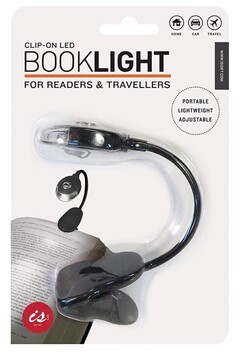 IS Clip-on LED Book Light