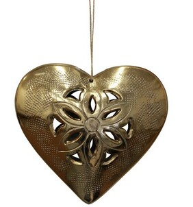 French Country Cut Out Heart Large