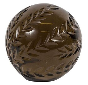 French Country Moss Wreath Cut Ball 10cm Dia