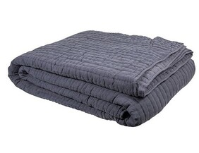 French Country Bande Bedcover - Gris