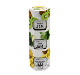 Purelicious Mixed Jam 40g - Triple Pack
