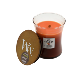 WoodWick Exotic Spices Trilogy Candle - Medium
