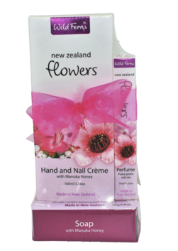 New Zealand Flowers Gift Tower
