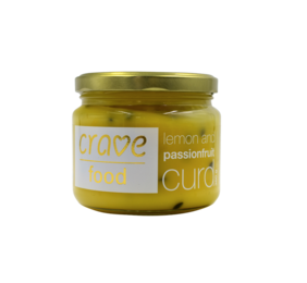 Lemon and Passionfruit Curd 360g