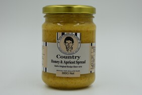 Country Honey & Apricot Spread 300g