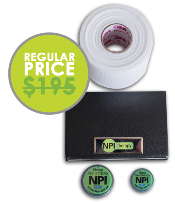 NPI Therapy Device Kit