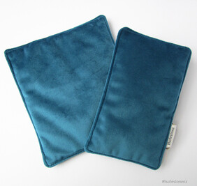 Teal Pen Pillow - Small/Large from NZ$16.00