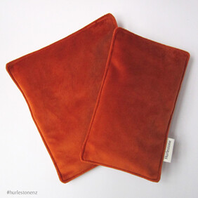 Rust Pen Pillow - Small/Large from NZ$16.00