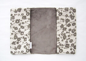 Blossom Notebook Cover (A6, A5 or B6) - from NZ$45