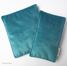 Turquoise Pen Pillow - Small/Large from NZ$16.00