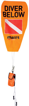 Mares Safety Stop Marker Buoy