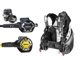 Dive Zone Deluxe Package: Womens