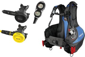 Dive Zone Mens Starter Package