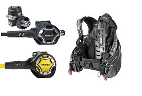 Dive Zone Deluxe Package: Mens