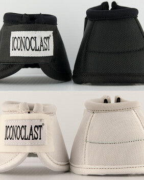 Iconoclast Equine Bell Boots