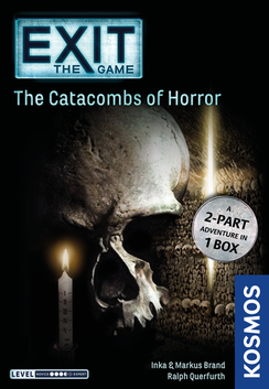 Exit: The Game - Catacomb of Horror